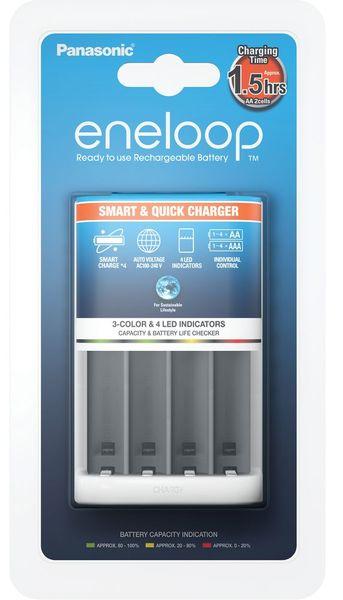 Panasonic Smart & Quick charger
