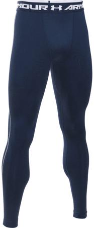 Under Armour spodnje dolge hlače CG Armour Legging, temno modre, L