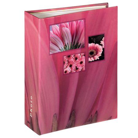Hama foto album Singo, 13x16,5 cm, 100 strani, roza