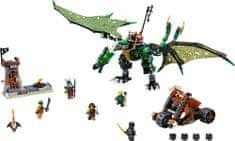 LEGO® Ninjago 70593 Zeleni NRG zmaj