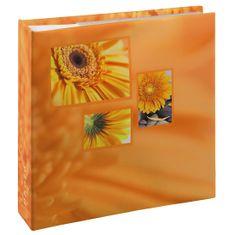 Hama foto album Singo, 22x22 cm, 100 stranica, narančasti