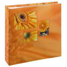 Hama foto album Singo, 22x22 cm, 100 strani, oranžen