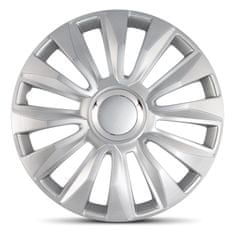"AutoStyle naplatci Avalone Silver 14"""