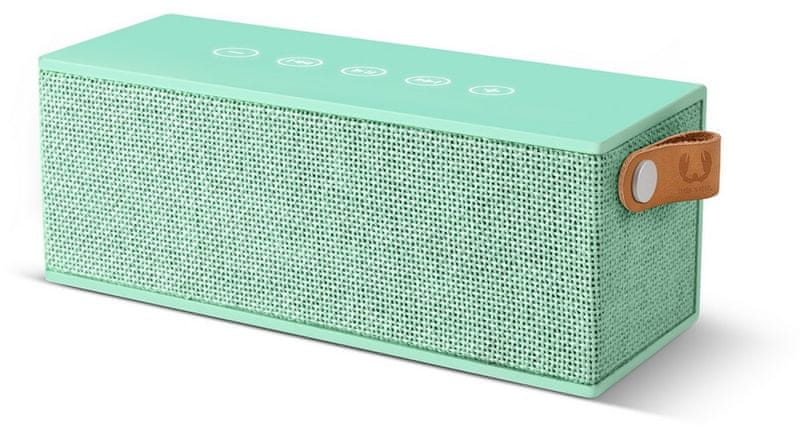 Fresh 'n Rebel Rockbox Brick Fabriq Edition, světle zelená