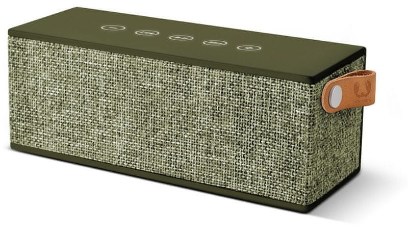 Fresh 'n Rebel Rockbox Brick Fabriq Edition, tmavě zelená
