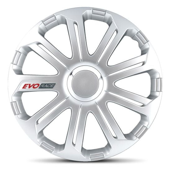 "AutoStyle naplatci EVO Race Silver 16"""