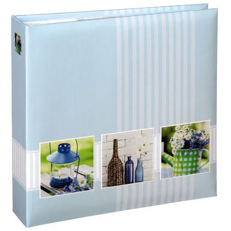 Hama foto album Idyll, 22,5x22,5 cm, 100 strani, turkizen