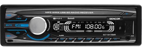 SENCOR radio samochodowe SCT 5017BMR
