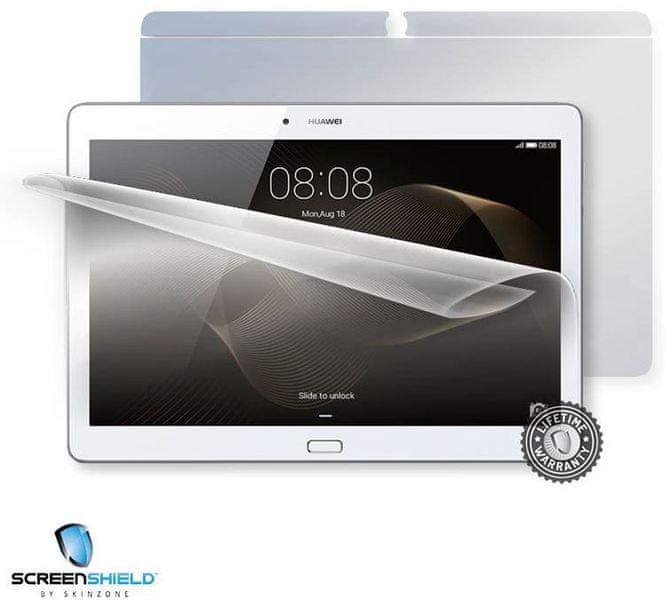 SCREENSHIELD ochranná fólie na celé tělo pro Huawei MediaPad M2 10.0