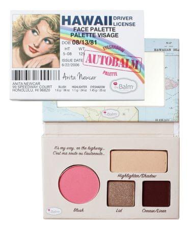 theBalm paleta do makijażu AutoBalm - Hawaii - 4,15 g