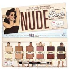 theBalm paleta cieni do powiek Nude Dude - 9,6 g