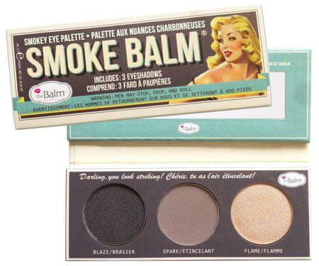 theBalm paleta do makijażu oczu Smoke Balm #1 - 10,2 g