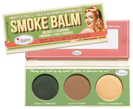 theBalm paleta do makijażu oczu Smoke Balm #2 - 10,2 g