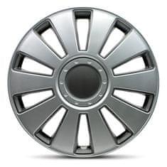 """AutoStyle pokrovi platišč Pennsylvania Silver 15"""""""