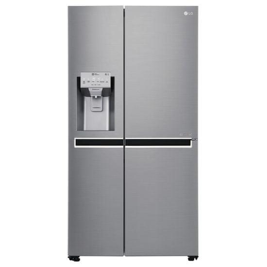 LG GSL960PZBZ Amerikai hűtőszekrény