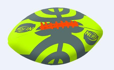 NERF Neopren amerikai focilabda