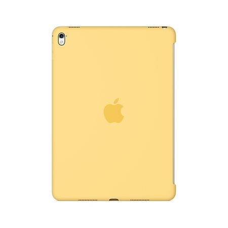 Apple Silicone Case for 9.7-inch iPad Pro - Yellow (mm282zm/a)