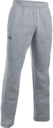 Under Armour hlače Storm Rival Cotton Pant, moške, sive, L