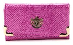 LYDC portfel damski fioletowy