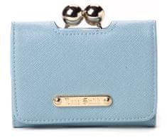 Anna Smith portfel damski niebieski