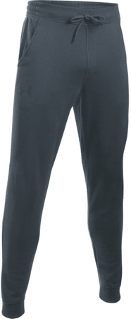 Under Armour hlače Storm Rival Cotton Jogger, temno sive, S