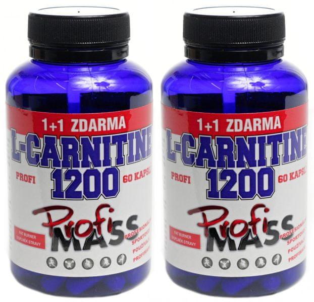 ProfiMass Profi L-Carnitine 1200 120 tobolek