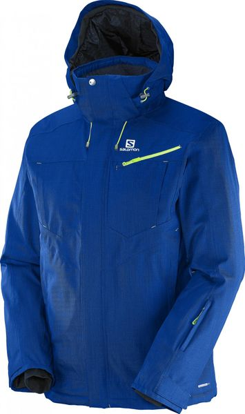 Salomon Fantasy Jkt M Blue Yonder XL