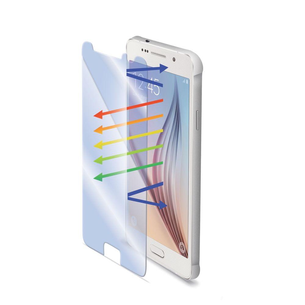 Celly Ochranné tvrzené sklo, Sony Xperia M4 Aqua, ANTI-BLUE-RAY