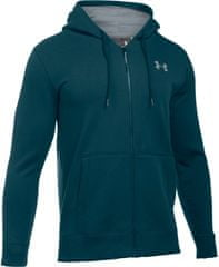 Under Armour Storm Rival Cotton Full Zip, zelena