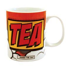 Gift Republic Hrnek Tea 355 ml