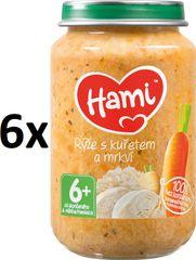 Hami Ryža s kuracím mäsom - 6 x 200g