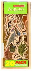 Lamps Magnetky Dino 20 ks