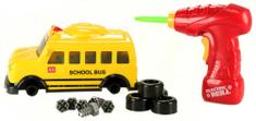 Lamps Stavebnice autobus s vrtačkou