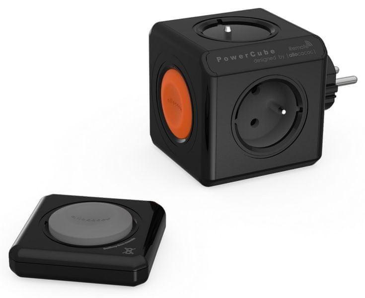PowerCube Original Remote set, černá