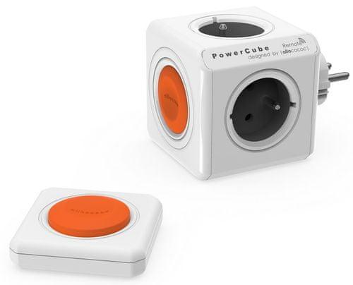 PowerCube Original Remote set, bílá  MALL.CZ