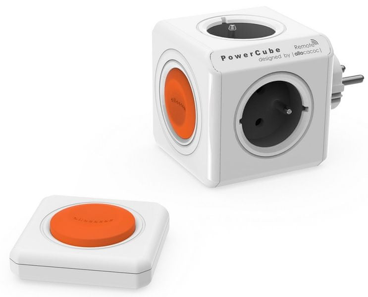 PowerCube Original Remote set, bílá