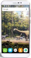 Cubot mobilni telefon Dinosaur DualSim, bijel