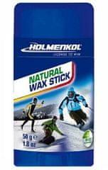 Holmenkol vosek v stiku Wax Natural Skiwax, 50 ml