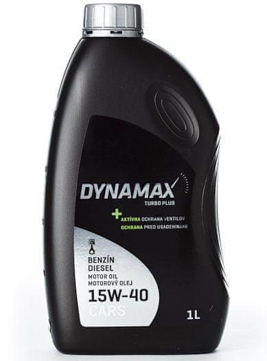 DYNAMAX 15W40 Olej pro elektrocentrály
