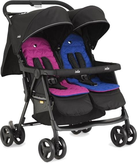 Joie Aire Twin 2016, Pink Blue