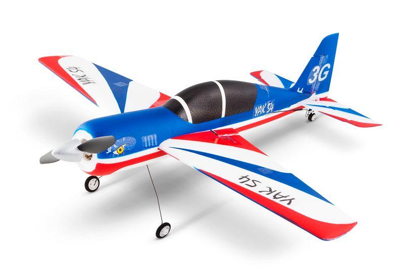 Nine Eagles Letadlo YAK 54 s 3-osým gyrem