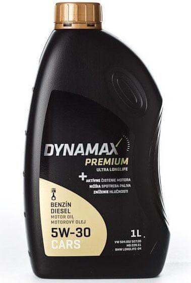 DYNAMAX PREMIUM ULTRA 5W30 Olej motorový