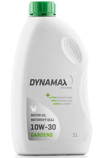 DYNAMAX M4T SUPER 10W30 Olej pro zahradní techniku