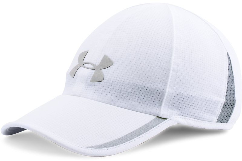 Under Armour Men's Shadow AV Cap White Steel Silver