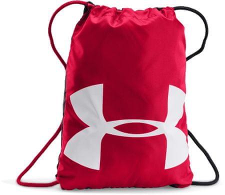 Under Armour športna vreča Ozsee, rdeče-bela