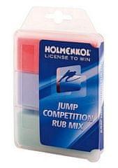 Holmenkol wax Jump Competition rub mix
