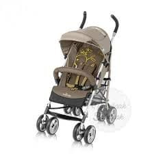 Baby Design Travel Sport babakocsi 2015, Barna