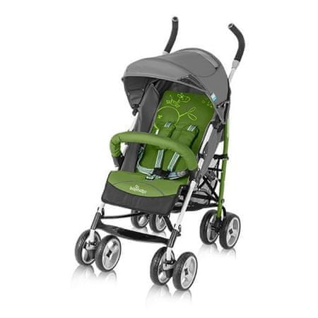 Baby Design Travel Sport babakocsi 2015, Zöld