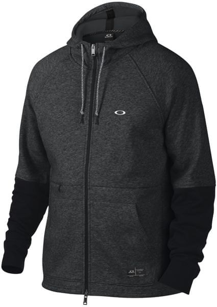 Oakley Protection Fleece Jet Black Heather L