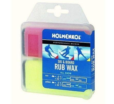 Holmenkol wax Rub wax